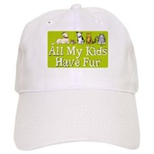 All My Fur Kids Baseball Cap