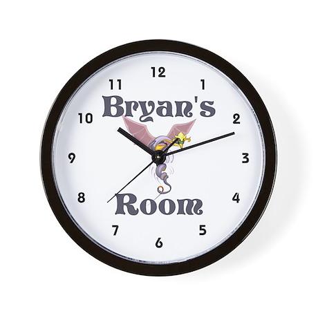 Kid 39 S Room Wall Clock By Teestyles