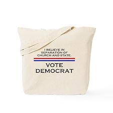Cute Anti clinton Tote Bag