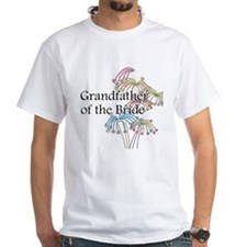 Fireworks Grandfather of the Bride Shirt
