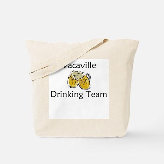 Vacaville Tote Bag
