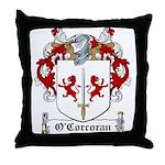O'Corcoran Family Crest Throw Pillow