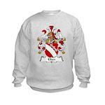 Elben Family Crest Kids Sweatshirt