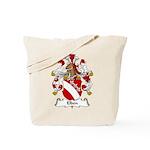 Elben Family Crest Tote Bag