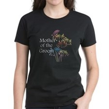 Fireworks Mother of the Groom Tee