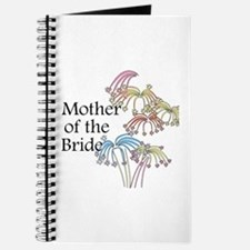 Fireworks Mother of the Bride Journal
