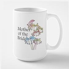 Fireworks Mother of the Bride Mug