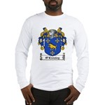 O'Crouley Family Crest Long Sleeve T-Shirt