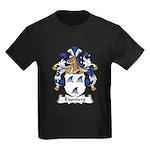 Eisenberg Family Crest Kids Dark T-Shirt