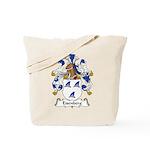Eisenberg Family Crest Tote Bag