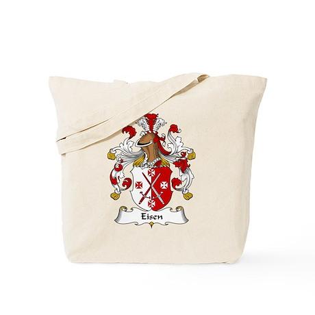 Eisen Family Crest Tote Bag