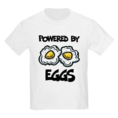 Powered By Eggs T-Shirt