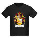 Ehlers Family Crest Kids Dark T-Shirt