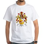 Ehlers Family Crest White T-Shirt