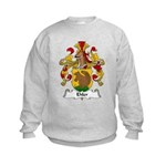 Ehler Family Crest Kids Sweatshirt