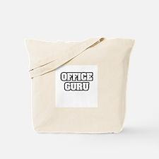 """""""Office Guru"""" Tote Bag"""