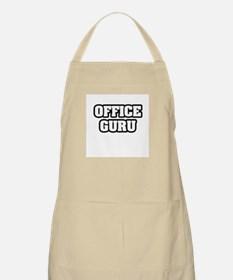"""Office Guru"" BBQ Apron"