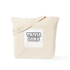 """Trivia Guru"" Tote Bag"