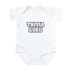 """""""Trivia Guru"""" Infant Bodysuit"""