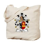 Eggers Family Crest Tote Bag
