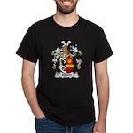 Eggers Family Crest Dark T-Shirt