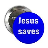 Jesus saves Single