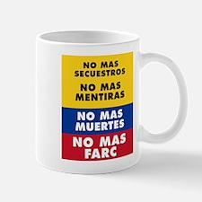 NoMasTricolor Mugs