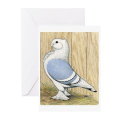 Classic Frill Satinette Greeting Cards (Pk of 20)