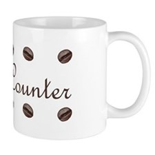 Bean Counter Coffee Beans Mug