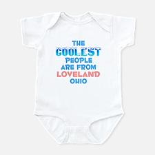 Coolest: Loveland, OH Infant Bodysuit