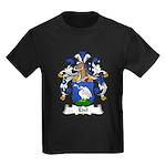 Edel Family Crest Kids Dark T-Shirt