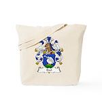 Edel Family Crest Tote Bag