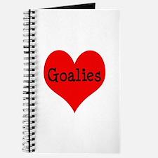 Luv Goalies Journal