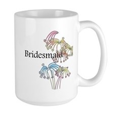 Fireworks Bridesmaid Mug