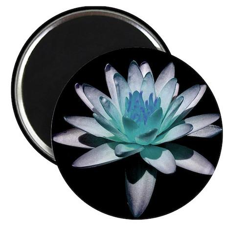 """Dark Lotus"" Magnet"