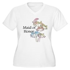 Fireworks Maid of Honor T-Shirt