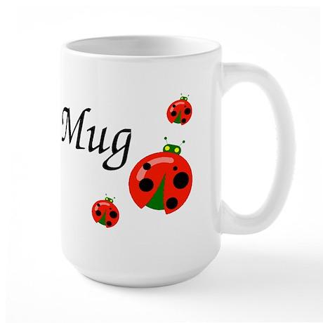Lady Bug Large Mug