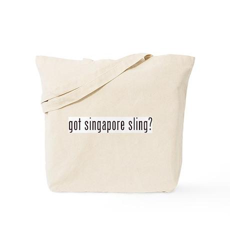 got singapore sling? Tote Bag