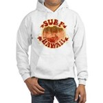 Surf Hawaii Hooded Sweatshirt