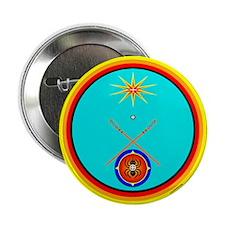 "Cute Cherokee 2.25"" Button (100 pack)"