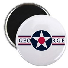 George Air Force Base Magnet
