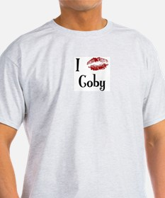 I Kissed Coby T-Shirt