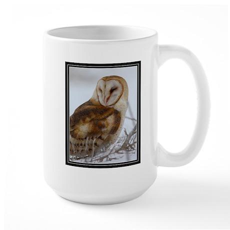Night Owl Large Mug