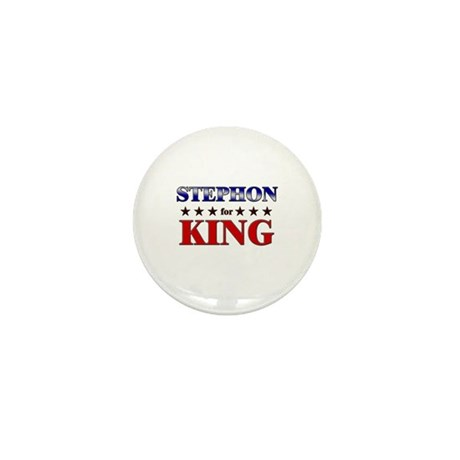 STEPHON for king Mini Button (10 pack)