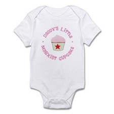 Cupcake pink text 1 Body Suit