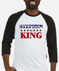 STEPHEN for king Baseball Jersey