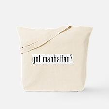 got manhattan? Tote Bag