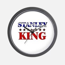 STANLEY for king Wall Clock