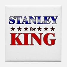 STANLEY for king Tile Coaster