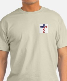 Freedom Cross (pocket) T-Shirt